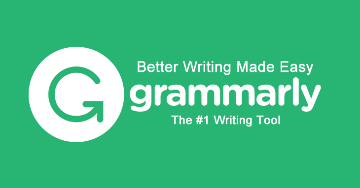 Grammarly - better writing made easy
